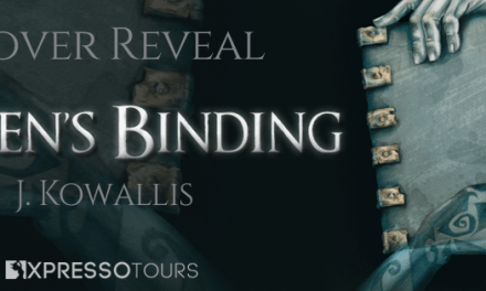 Hexen's Binding by J. Kowallis Cover Reveal