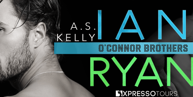 O'Connor Brothers by A.S. Kelly Book Blitz