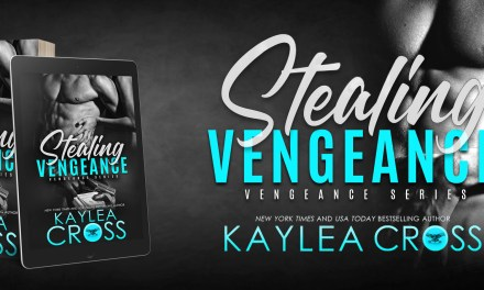 Stealing Vengeance by Kaylea Cross Blog Tour