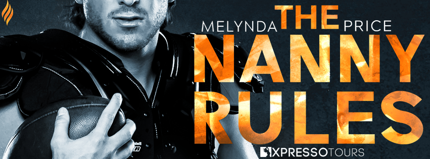 The Nanny Rules by Melynda Price Cover Reveal
