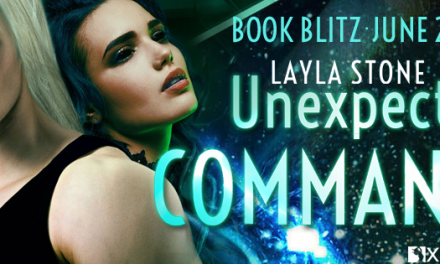 Unexpected Commander by Layla Stone Book Blitz