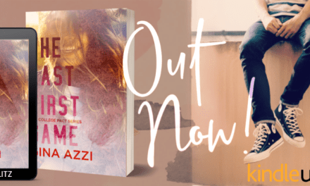 The Last First Game by Gina Azzi Release Blitz
