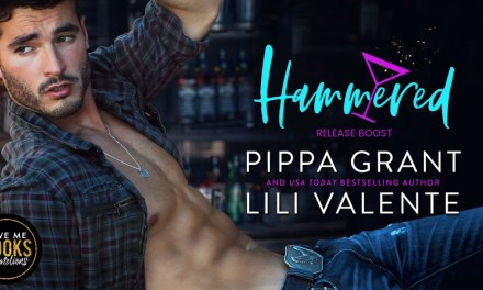 Hammered by Pippa Grant & Lili Valente Release Boost