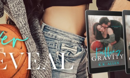 Defying Gravity by K.K. Allen Cover Reveal