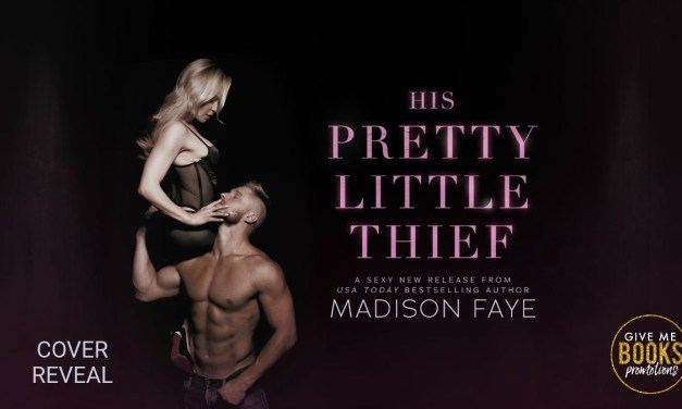 His Pretty Little Thief by Madison Faye Cover Reveal