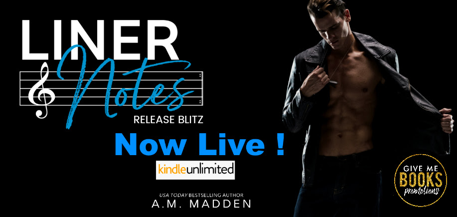 Liner Notes, A Lair Novel by A.M. Madden Release Blitz