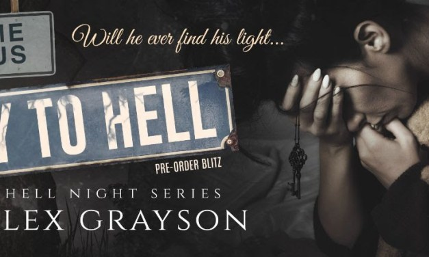 Key to Hell by Alex Grayson Pre-Order Blitz