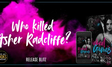 Wicked Games by Vivian Wood & Amelia Wilde Release Blitz