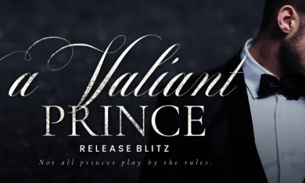 A Valiant Prince by S.E. Rose Release Blitz