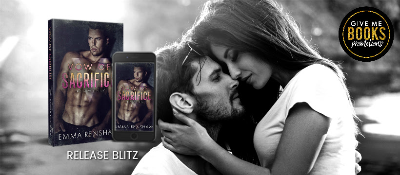 Vow of Sacrifice by Emma Renshaw Release Blitz