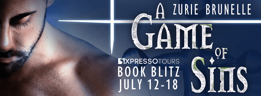 A Game of Sins by Zurie Brunelle Book Blitz