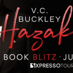 Hazakura by V.C. Buckley Book Blitz