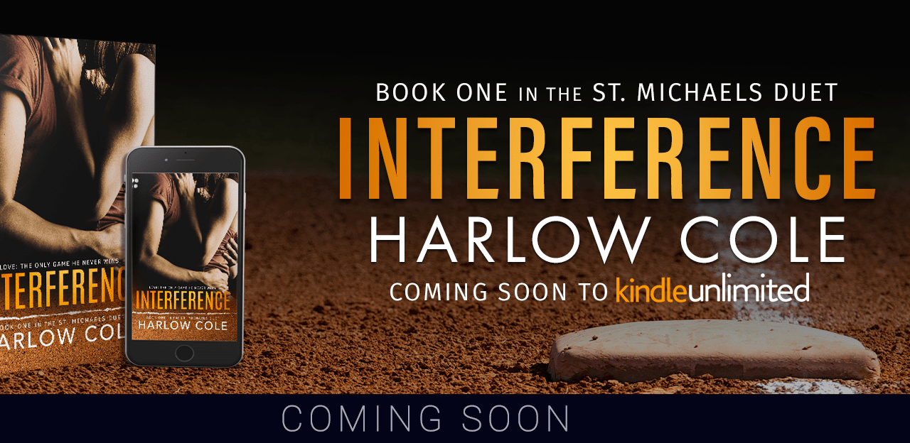 Interference by Harlow Cole Teaser Blast