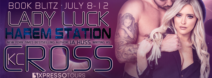 Lady Luck by J.A. Huss & K.C. Cross Book Blitz