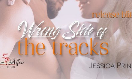 Wrong Side of the Tracks by Jessica Prince Release Blitz