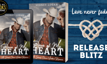 Piece of My Heart by Sydney Logan Release Blitz