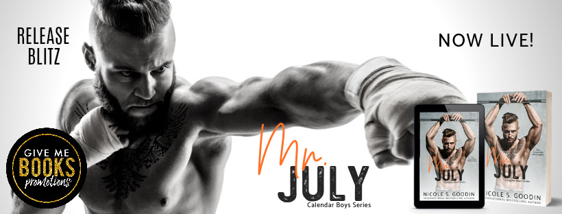 Mr. July by Nicole S. Goodin Release Blitz