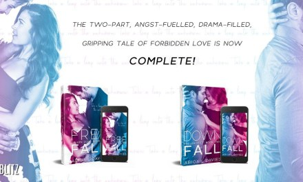 Down Fall by Abigail Davies Release Blitz
