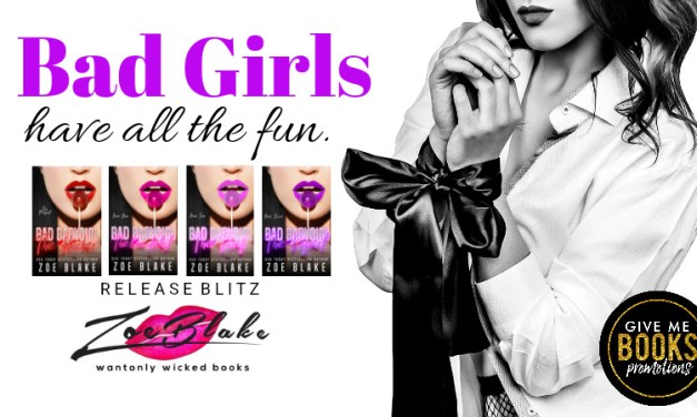 Bad Babygirls Series by Zoe Blake Release Blitz