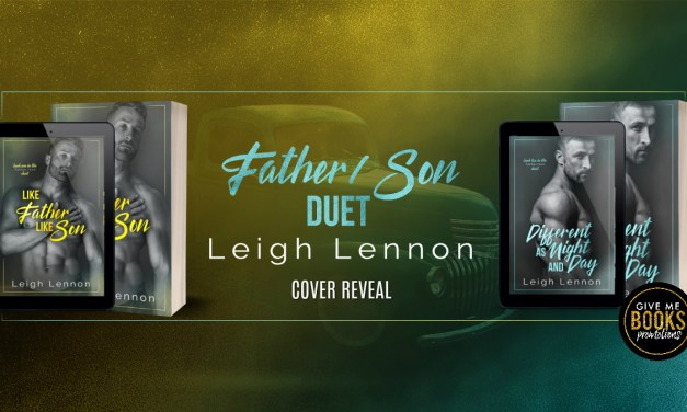 Father/Son Duet by Leigh Lennon Cover Reveal