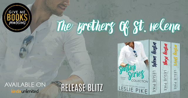 Santini Series Collection by Leslie Pike Release Blitz