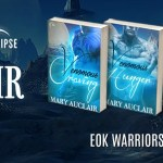 Eok Warriors Series by Mary Auclair Book Blitz