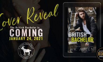 British Bachelor by K.K. Allen Cover Reveal