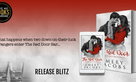 The Red Door by Emery Jacobs Release Blitz