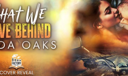 What We Leave Behind by Linda Oaks Cover Reveal