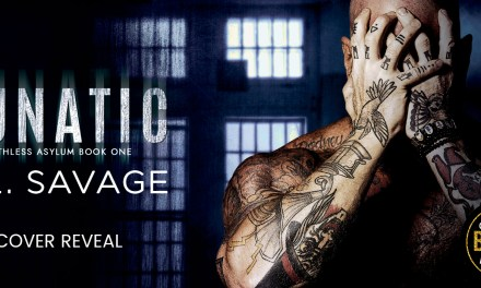 Lunatic by K.L. Savage Cover Reveal
