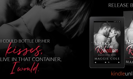 Marks of Rebellion by Maggie Cole Release Blitz