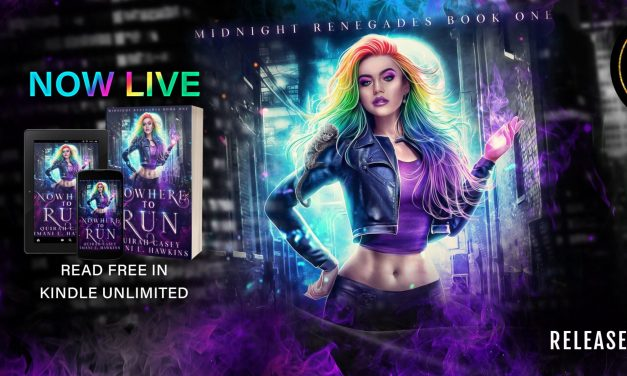 Nowhere to Run by Quirah Casey & Imani L. Hawkins Release Blitz