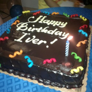 B-day Iver 08