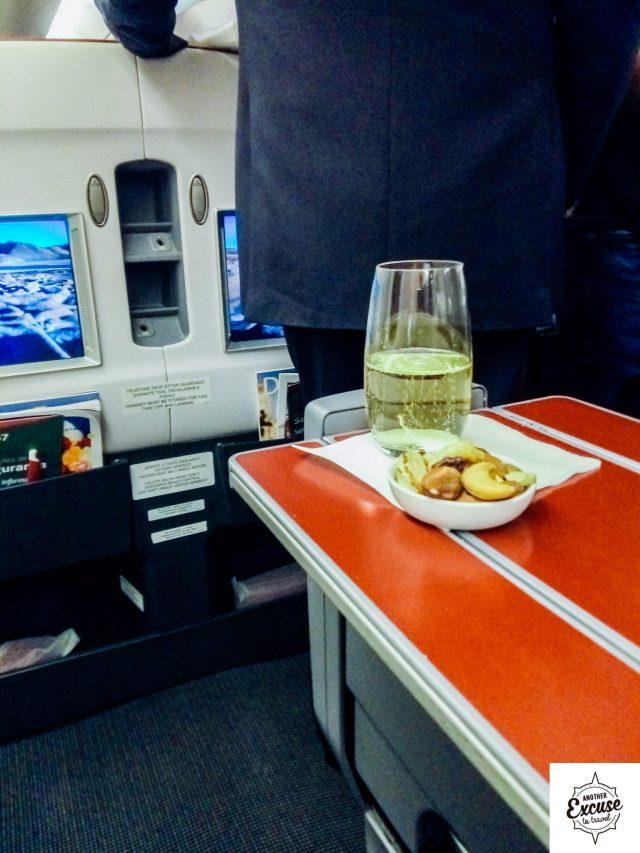 latam flight review Business