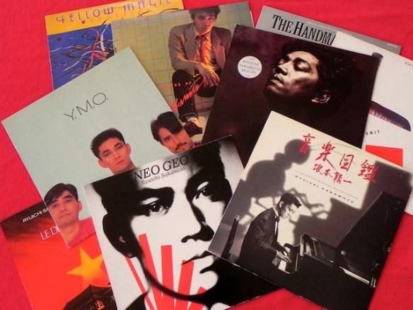 Sakamoto albums
