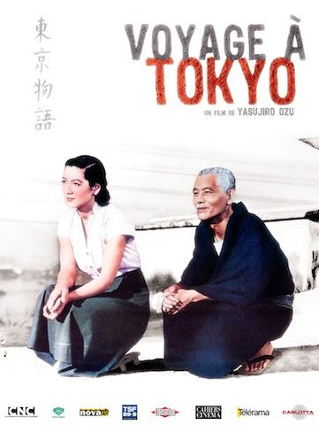 Voyage Ö Tokyo - affiche