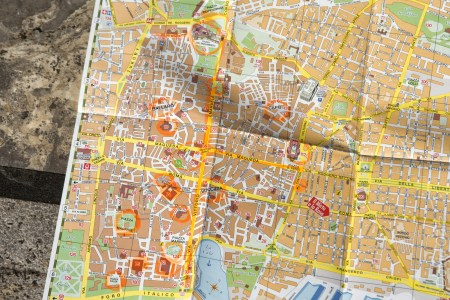 tourist map of palermo » Path Decorations Pictures   Full Path ...