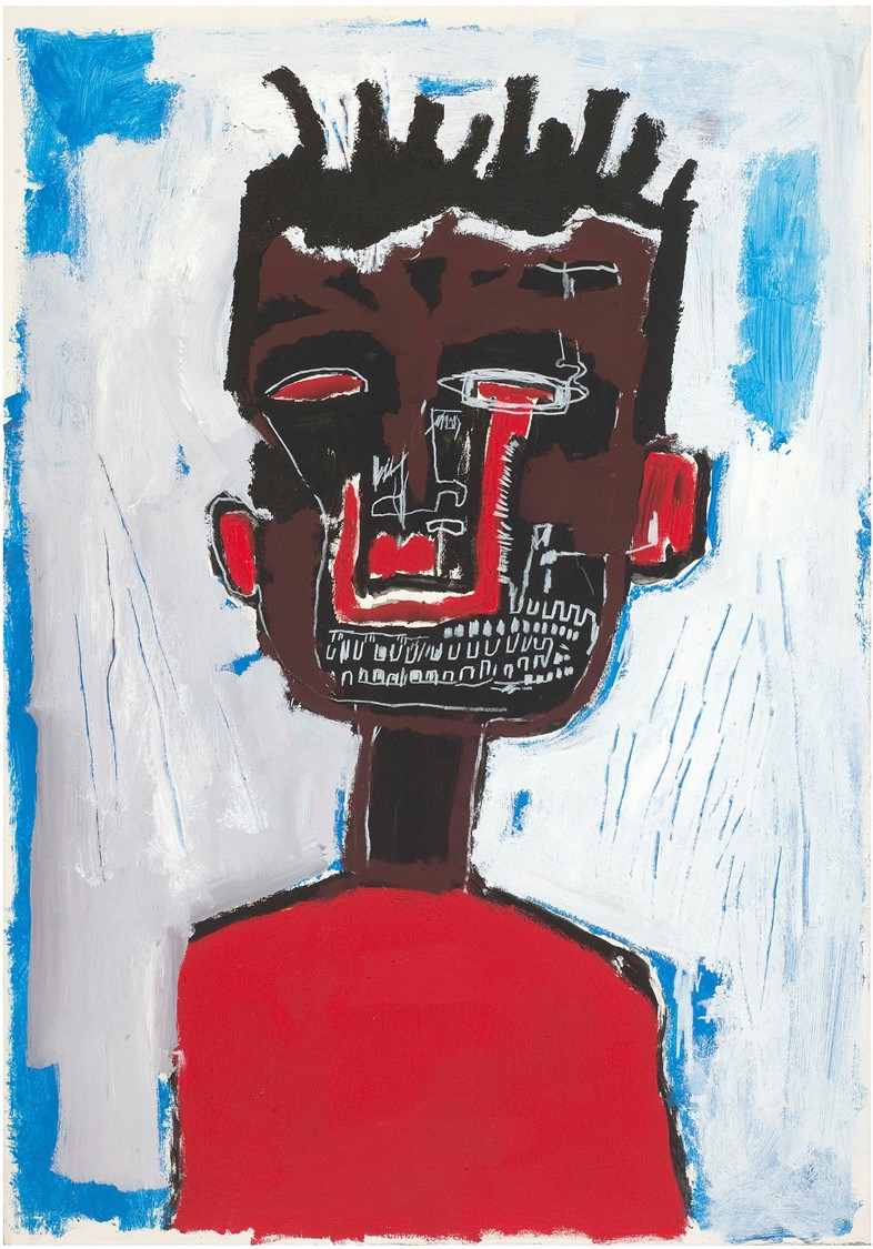 Self-Portrait 1984