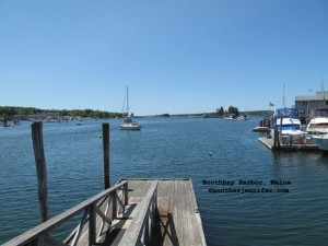 Boothbay Harbor ©anotherjennifer.com