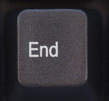 end button