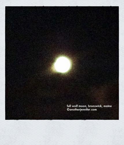 full wolf moon 2012