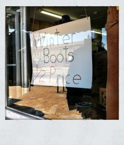 winter boots sale