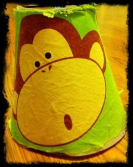 monkey nightlight