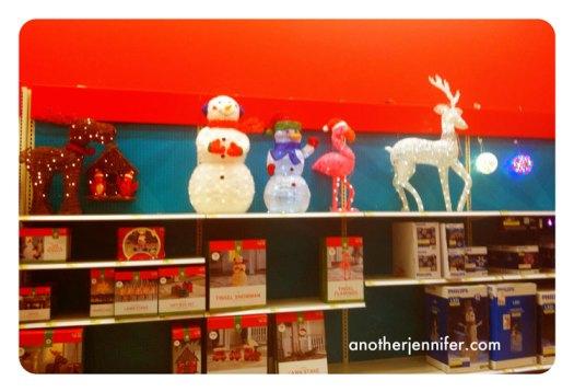 xmas store display