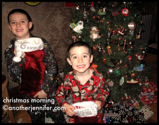 Wordless Wednesday (12.26.12): Christmas Morning by Jennifer Barbour