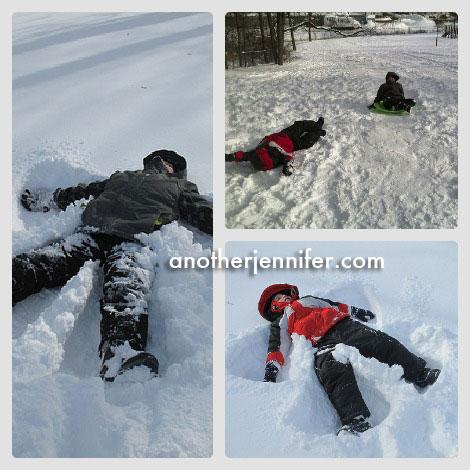 snowinmaine