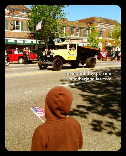 Wordless Wednesday (5.29.13): Memorial Day Parade