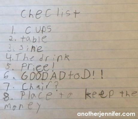g-checklist