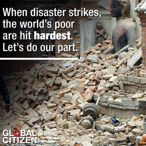 photo credit: Global Citizen Facebook page
