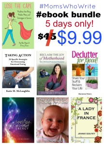 An afternoon haiku and a special #ebook bundle from #MomsWhoWrite